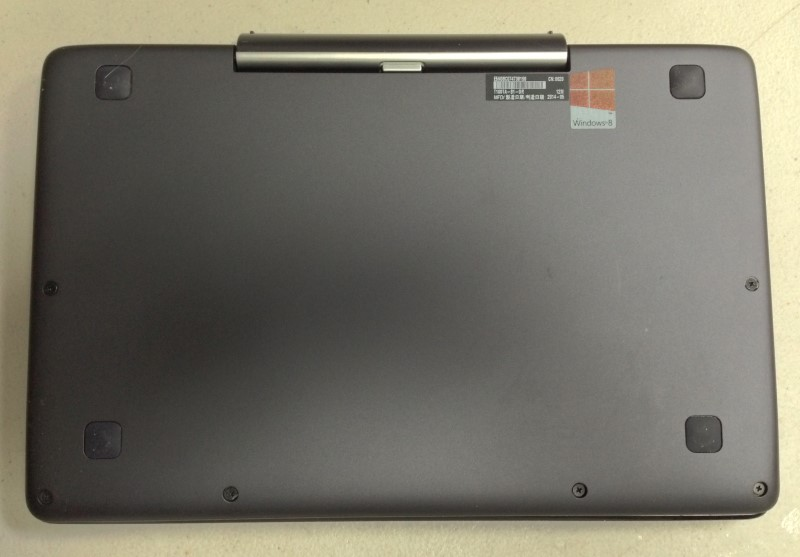 "ASUS TABLET TRANSFORMER T100T 10.1"" 2GB RAM/1.33GHZ/WIN 8.1"