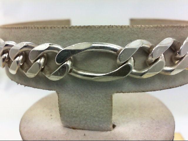Silver Bracelet 925 Silver 23.7g