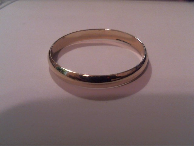 Lady's Gold Ring 14K Yellow Gold 1.8g Size:8.8