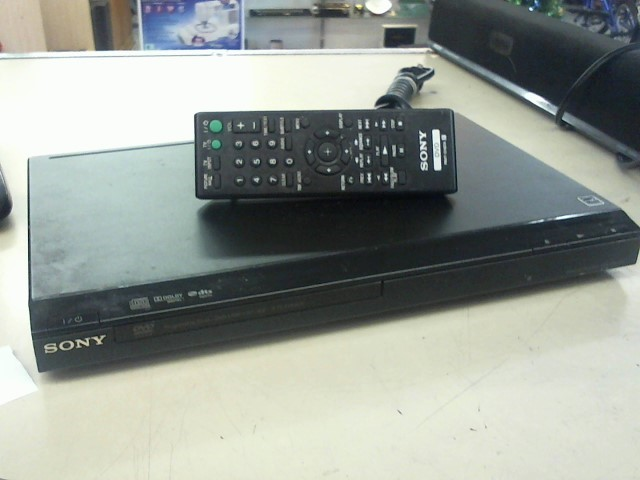 SONY DVD Player DVP-SR101P