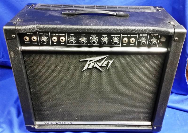 PEAVEY NASHVILLE 112 GUITAR AMP