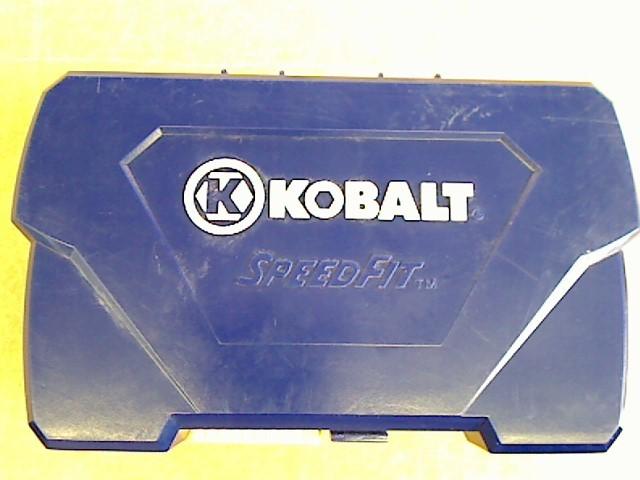KOBALT TOOLS Drill Bits/Blades SPEED FIT BIT SET