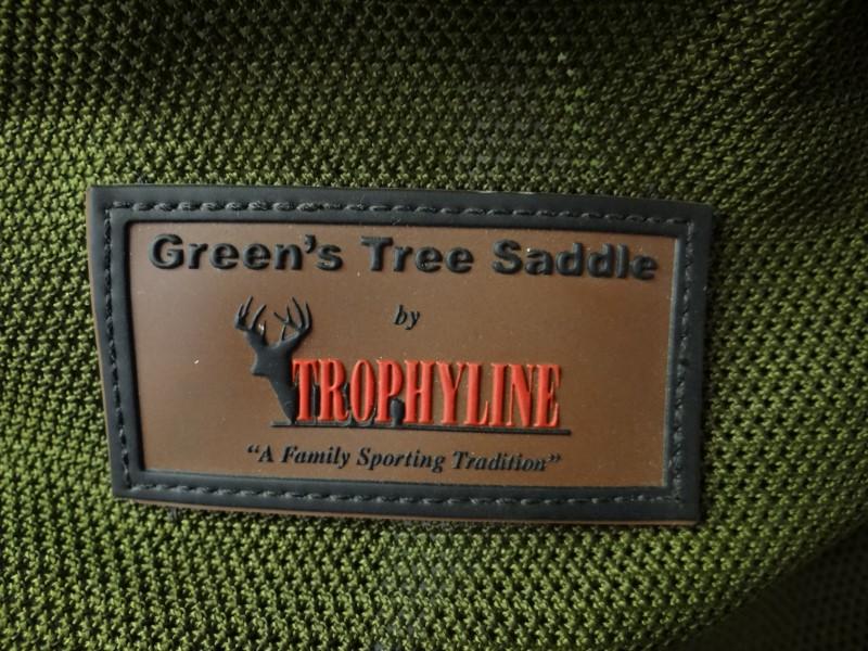 THROPHYLINE GREEN TREE SADDLE