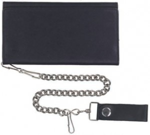 UNIK INTERNATIONAL INC Wallet 9059.00-BLK SOFT TRI FOLD FULL BILL LENGTH WALLET