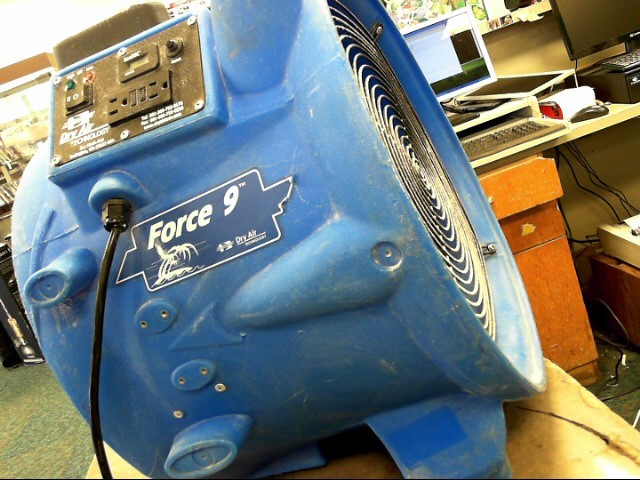 DRY AIR TECHNOLOGY Miscellaneous Tool FORCE 9