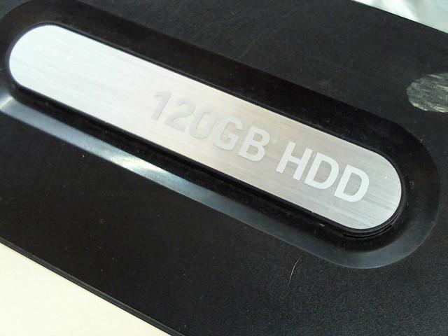 MICROSOFT XBox 360 XBOX 360 - 120GB - CONSOLE