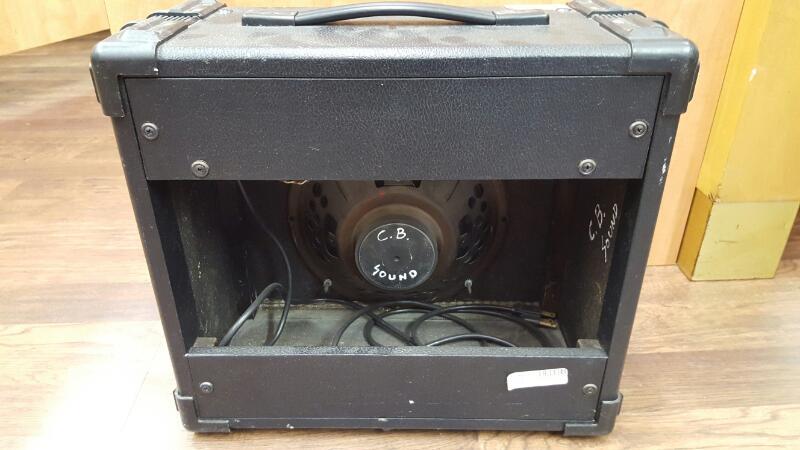 RICKENBACKER Amplifier TR7