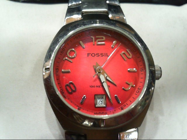 FOSSIL Lady's Wristwatch AM-4100
