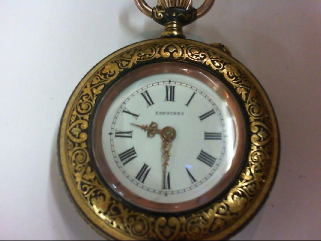 LONGINES PENDANT WATCH