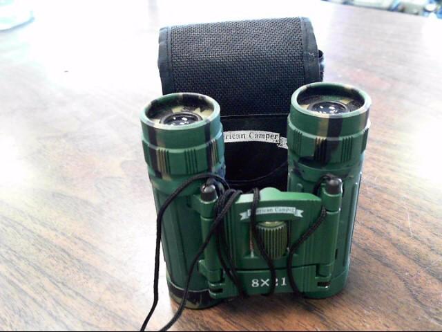 AMERICAN CAMPER Binocular/Scope 8X21 BINOCULARS