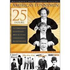 DVD MOVIE DVD AMERICA'S FUNNYMEN