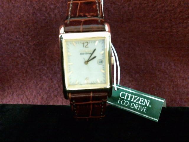 CITIZEN Gent's Wristwatch BW0072-07P