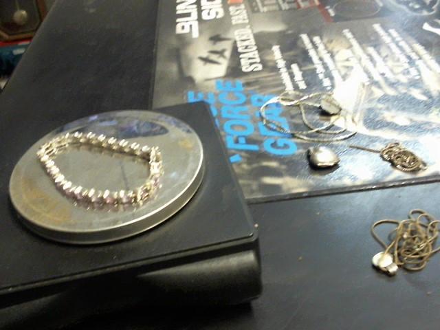 Silver Bracelet 925 Silver 16.14g