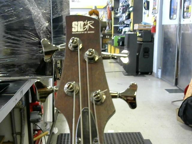 IBANEZ Bass Guitar SOUNDGEAR SR500