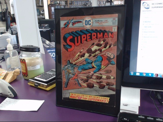 DC COMICS SUPERMAN #291