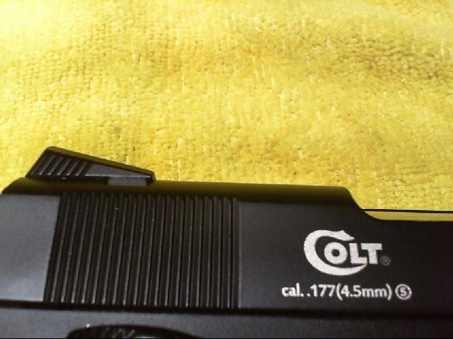 COLT Air Gun/Pellet Gun/BB Gun COMMANDER BB GUN
