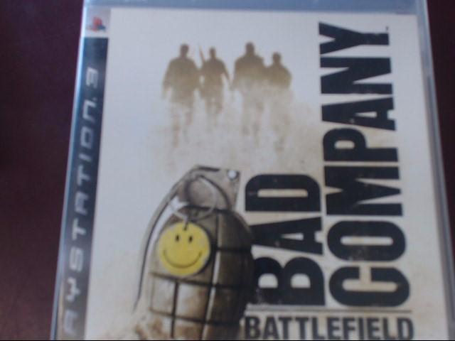 SONY PS3 BATTLEFIELD BAD COMPANY GREATEST HITS