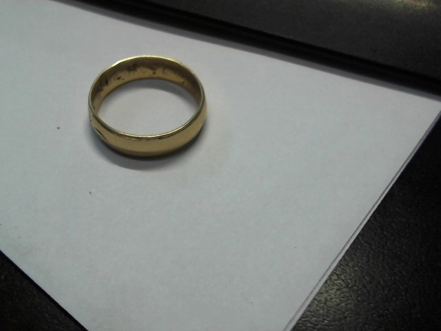 Gent's Gold Ring 10K Yellow Gold 2.45g