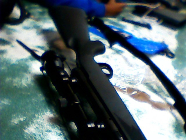 SAVAGE ARMS Rifle 111