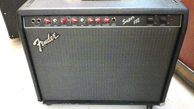 FENDER AMP SUPER 112 REVERB 2