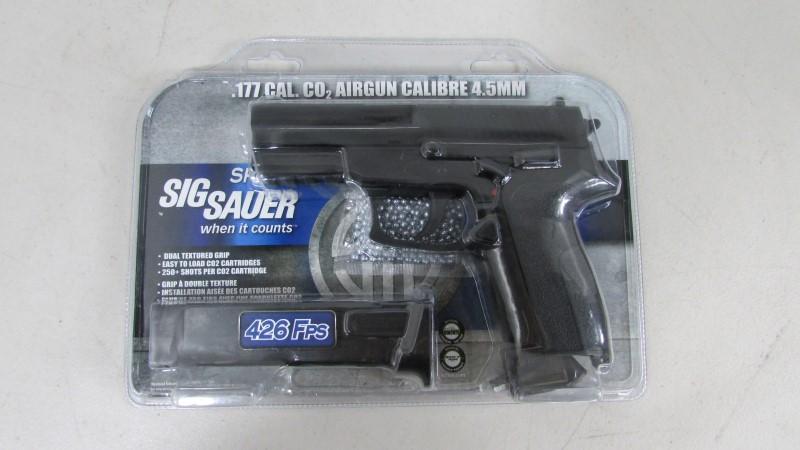 SIG SAUER BB Gun SP2022 CO2 AIR GUN
