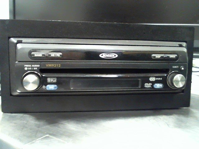 JENSEN Car Video VM9312
