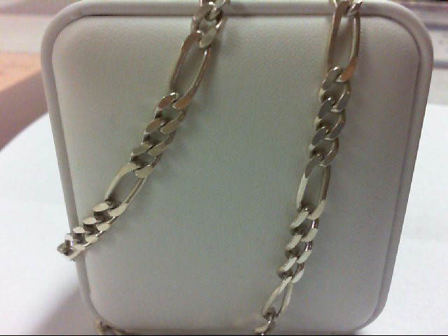"20"" Silver Chain 925 Silver 25.1g"