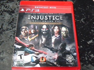 SONY Sony PlayStation 3 INJUSTICE GODS AMONG US ULTIMATE EDITION PS3