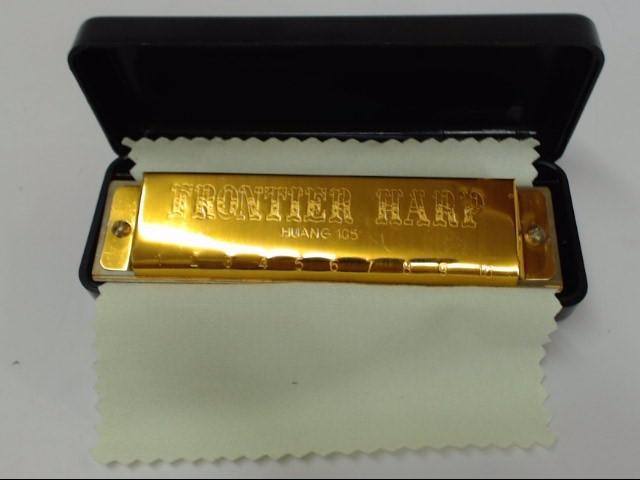 HUANG Harmonica 105 FRONTIER HARP