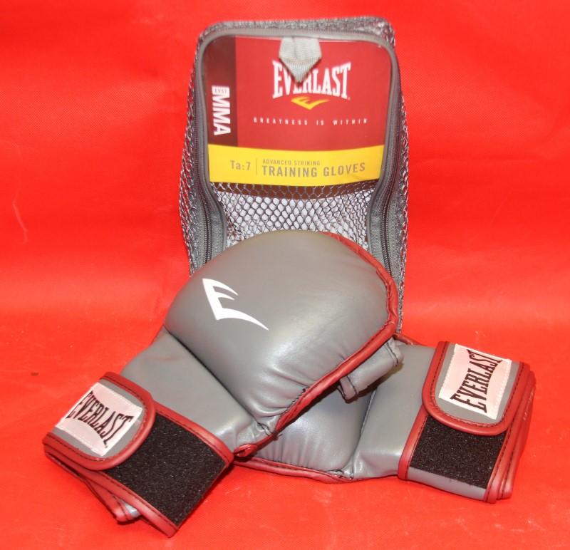 Everlast MMA Womens Boxing Advanced Training Gloves Ta: 7 Size XL **Like New**