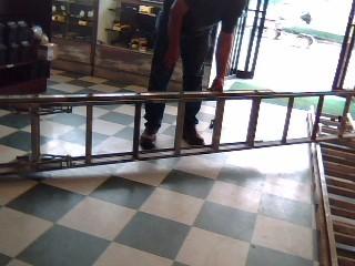 WERNER Ladder 16' EXTENSION LADDER