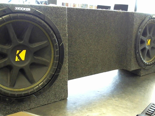 KICKER Car Speakers/Speaker System COMP 12