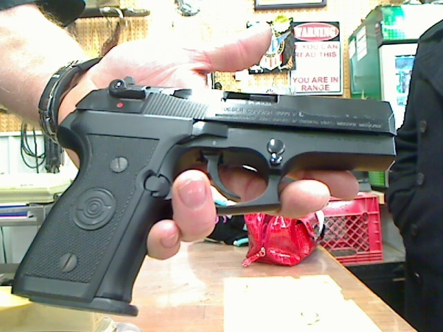 STOEGER Pistol COUGER 8000F