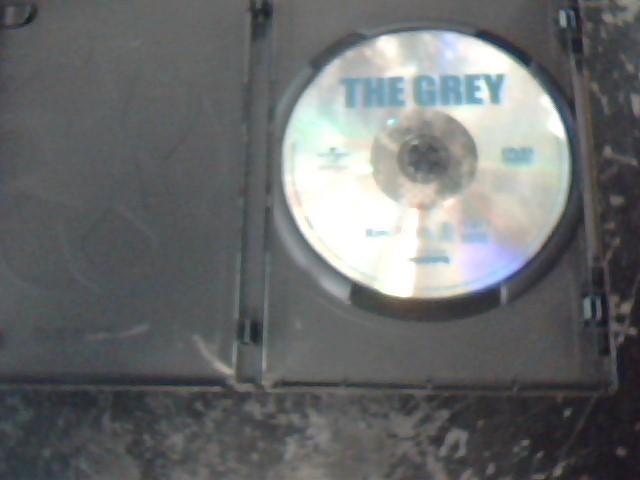 DVD MOVIE DVD THE GREY