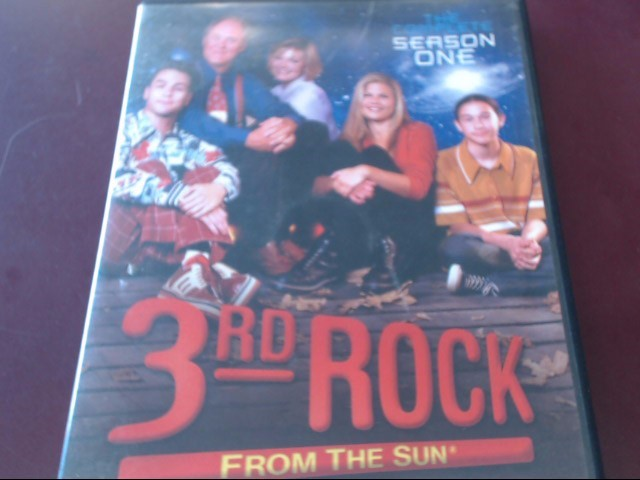 DVD 3RD ROCK FROM THE SUN SEASON 1