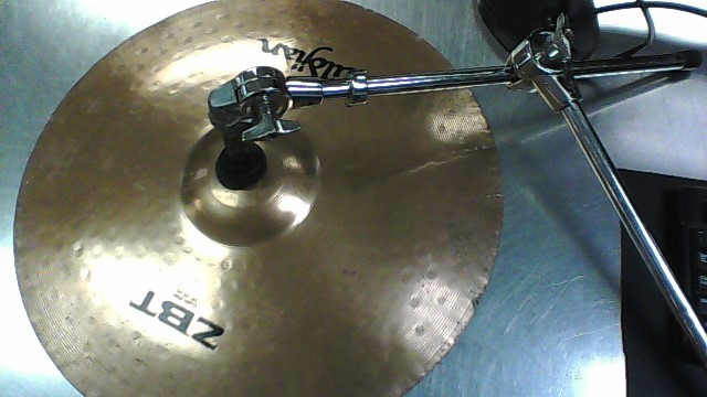 "ZILDJIAN 18"" CYMBAL ZBT CRASH RIDE"