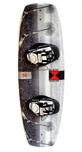 HYDROSLIDE Wakeboard BLACK-WIDOW