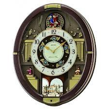 SEIKO Clock MELODY WALL CLOCK