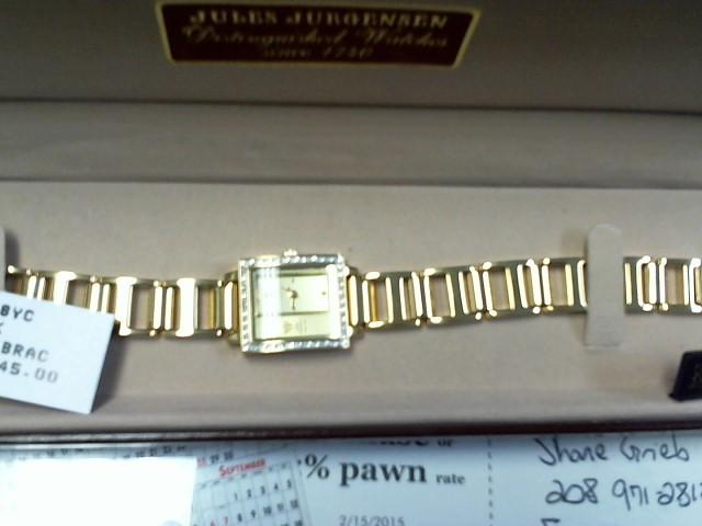 JULES JURGENSEN Lady's Wristwatch 7942T