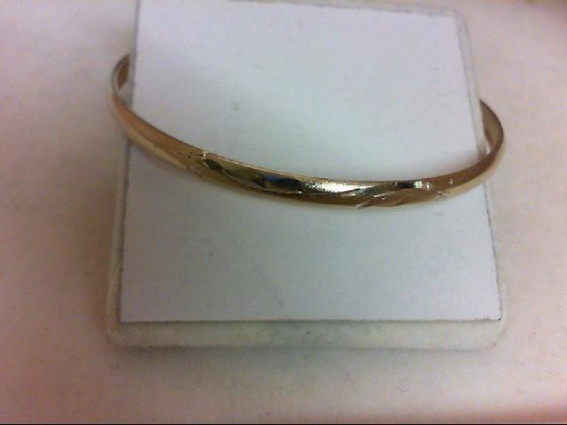 Gold Bracelet 14K Yellow Gold 3.1g