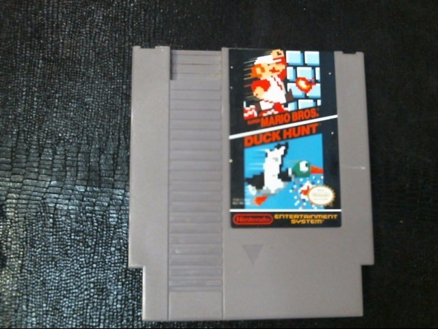NINTENDO Nintendo NES Game SUPER MARIO BROS/DUCK HUNT