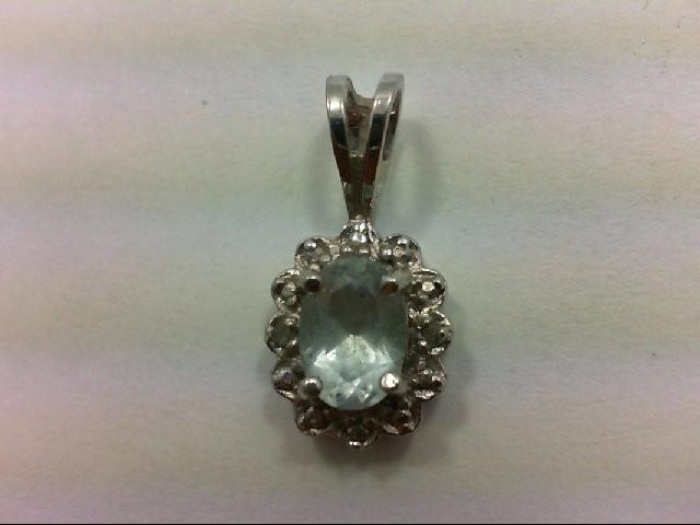 Silver Pendant 925 Silver 1.3g