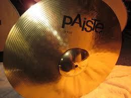 PAISTE Cymbal CYMBALS