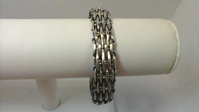 Silver Bracelet 925 Silver 24g