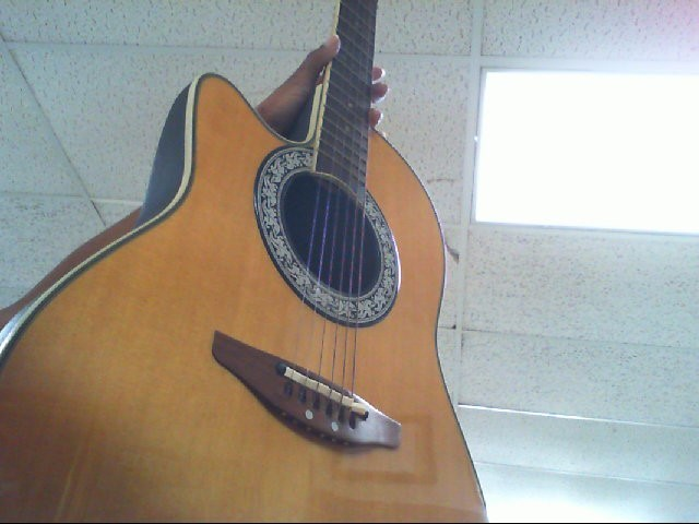 OVATION Acoustic Guitar ULTRA DELUXE 1317