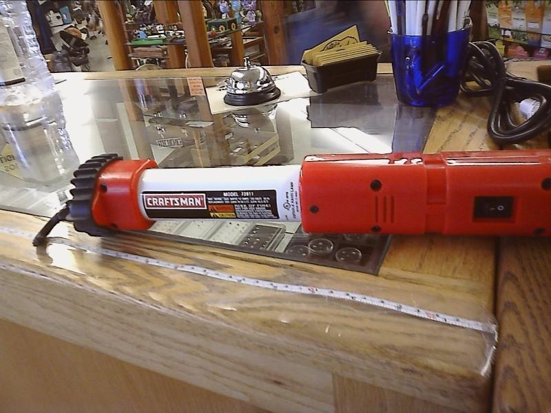 CRAFTSMAN Miscellaneous Tool 73911 FLUORESCENT WORK LIGHT