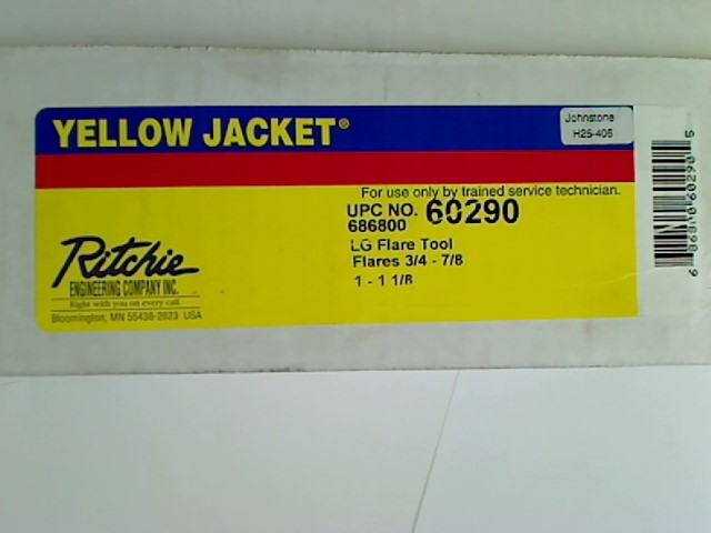 YELLOW JACKET Misc Automotive Tool 60290