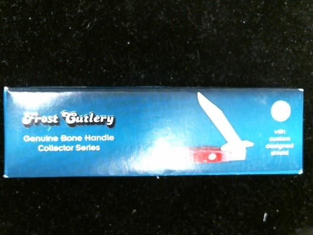 FROST CUTLERY Pocket Knife 14-006 RSC