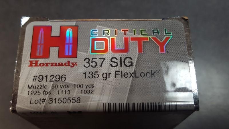 HORNADY Ammunition 91296