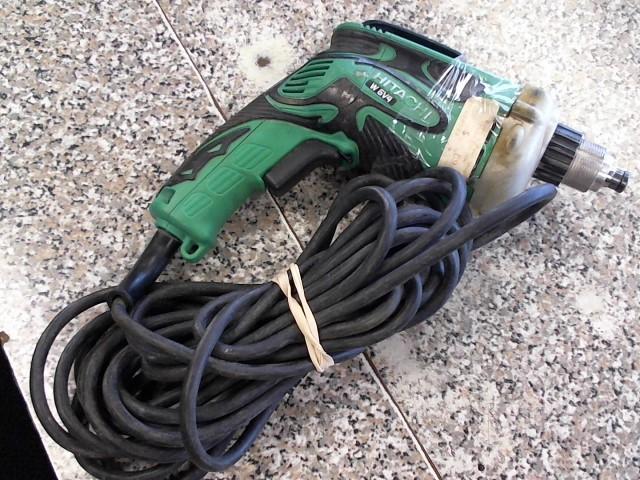 HITACHI Corded Drill W6V4